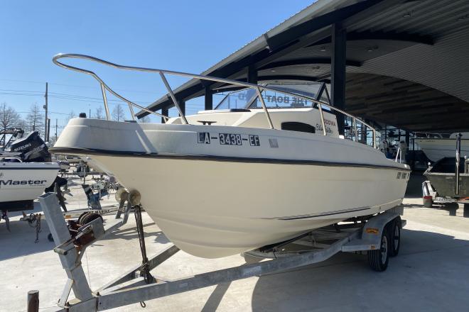 1990 Key West 2000 WA - For Sale at Marrero, LA 70072 - ID 209448