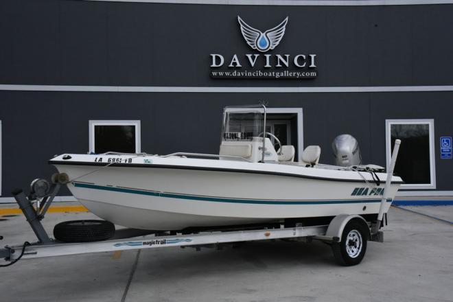 2000 Sea Pro 1700 cc - For Sale at La Place, LA 70068 - ID 209573