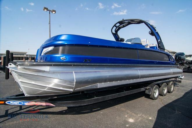 2021 Manitou 27 XT SRW SHP TWIN - For Sale at Lake of the Ozarks, MO 65049 - ID 208618