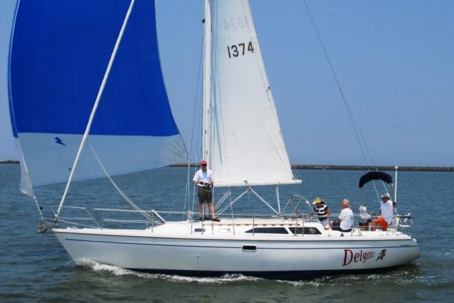1995 Catalina 36 MK II - For Sale at Lewes, DE 19958 - ID 209587