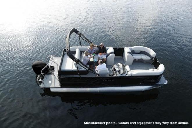 2021 Sylvan 8522MirageCLZ - For Sale at Fenton, MI 48430 - ID 209644
