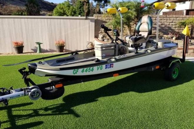 2017 Custom Built Stik Boat PWC - For Sale at Newbury Park, CA 91320 - ID 209684