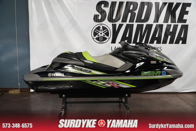2011 Yamaha GX1800-K