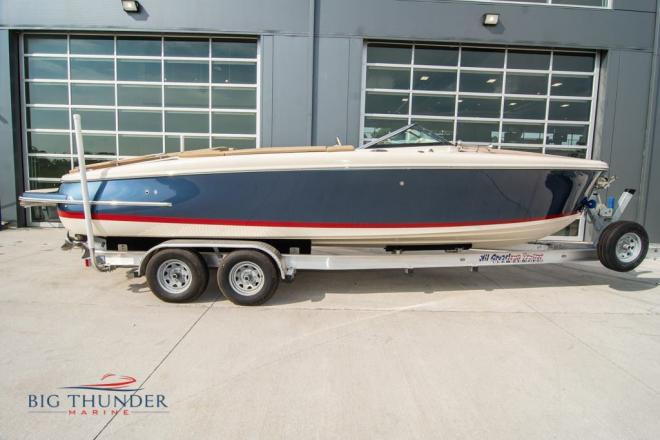 2017 Chris Craft 25 CAPRI