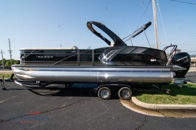 2020 Crest CARIBBEAN PLATINUM 250 SLRC - For Sale at Lake of the Ozarks, MO 65049 - ID 199636