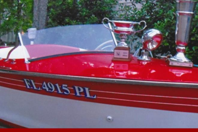 1948 Higgins Classic Deluxe Runabout