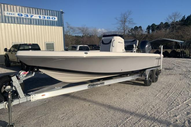 2020 Skeeter SX2550 Fish