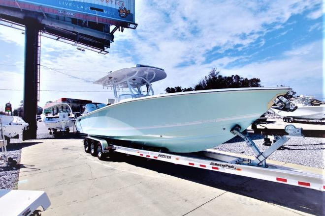 2021 Jupiter 32 HFS - For Sale at Mary Esther, FL 32569 - ID 206353