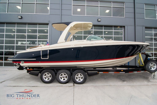 2020 Chris Craft LAUNCH GT 28 MC STERN DRIVE