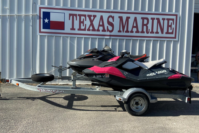 2014 Sea Doo GTX LIMITED