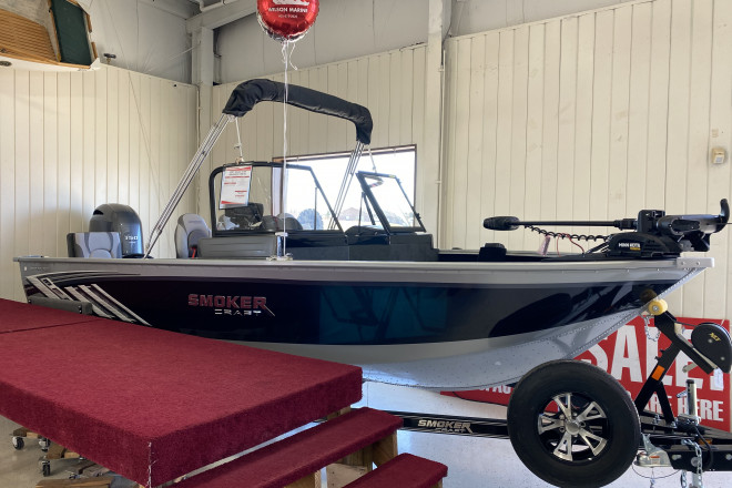 2021 Smoker Craft Adventurer 188 DC - For Sale at Brighton, MI 48114 - ID 208785