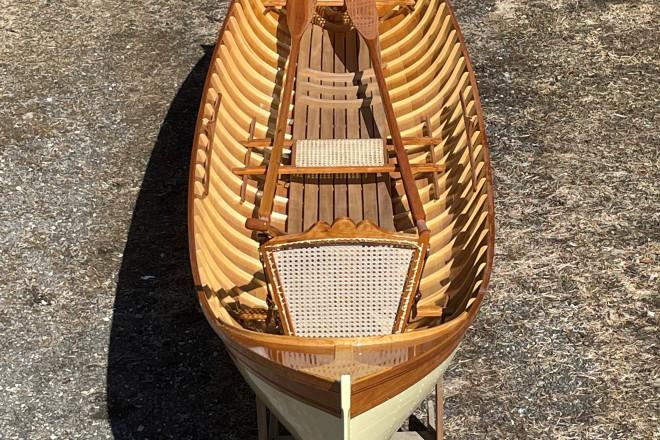 2021 Adirondack Guideboat