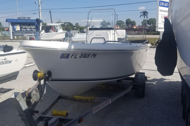 2012 Sea Fox 172 CC