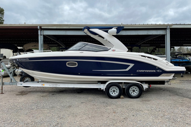 2013 Chaparral 277 - For Sale at Leesville, SC 29070 - ID 210531