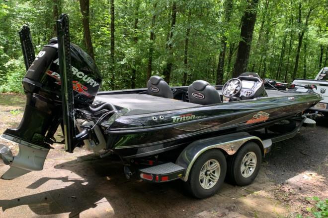 2018 Nitro 21 TRX - For Sale at Jacksonville, AR 72076 - ID 210565