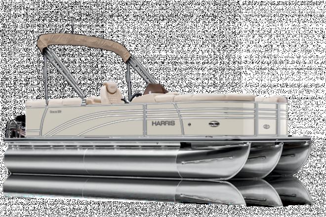2021 Harris SUNLINER 230 - CWDH - PERFORMANCE TRIPLE TUBE - For Sale at Buford, GA 30518 - ID 210592