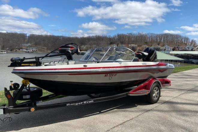 2017 Ranger 190LS Fish & Ski