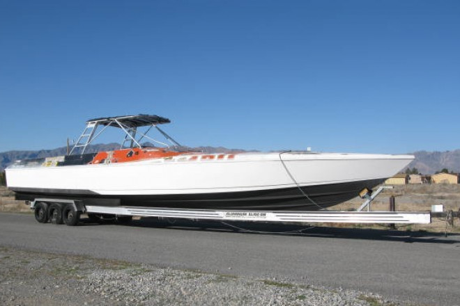 1990 Scarab Larry Smith 50