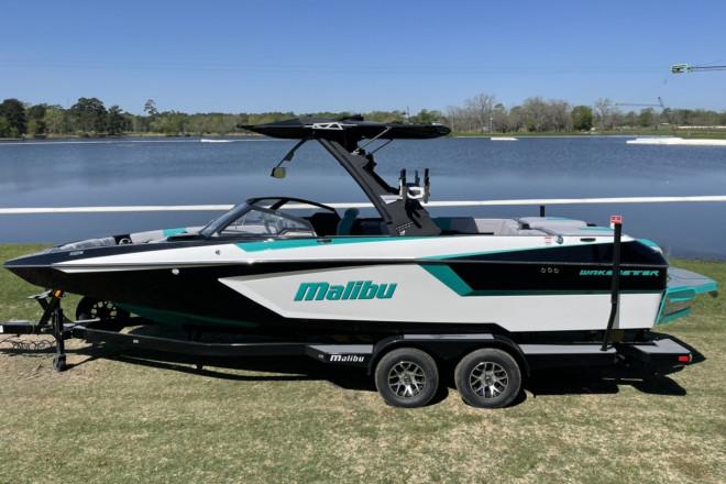 2021 Malibu WAKESETTER 24 MXZ