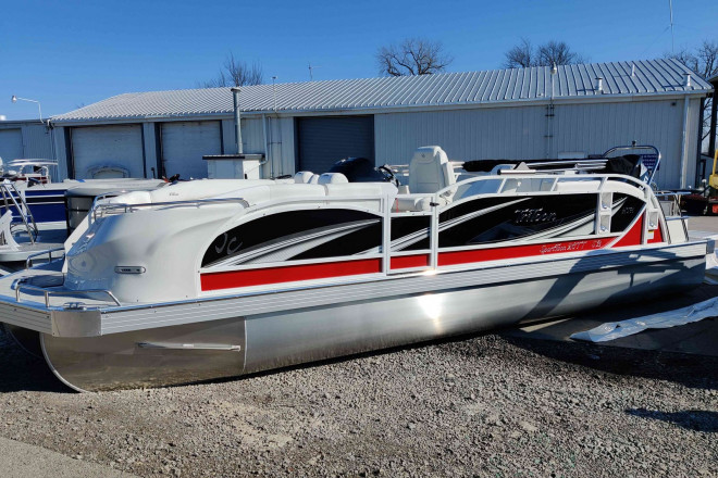 2021 JC Tritoon 26TT SPORT - For Sale at Russells Point, OH 43348 - ID 210945