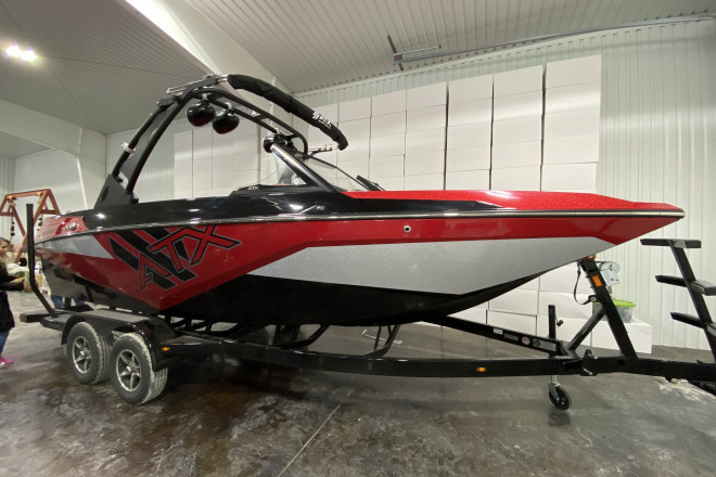 2021 ATX Surf Boats Type-S - For Sale at Kingston, OK 73439 - ID 206579