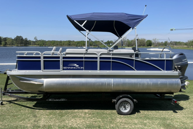 2021 Bennington 20 SVF 2T - For Sale at Conroe, TX 77384 - ID 208802