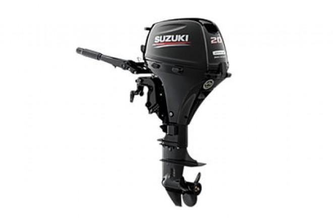 2021 Suzuki DF20AES3