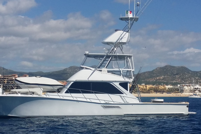 2007 Pacifica 54 Sportfisher
