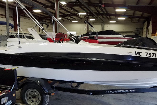 2011 Bayliner 197DB