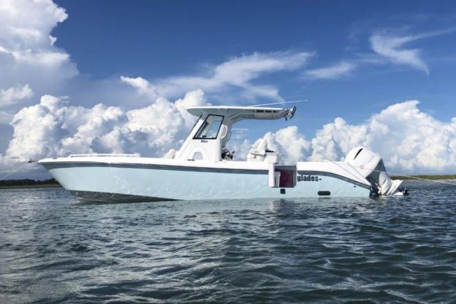 2020 Everglades 295CC