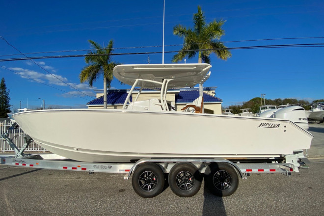 2020 Jupiter 30 HFS - For Sale at Saint Petersburg, FL 33710 - ID 205277
