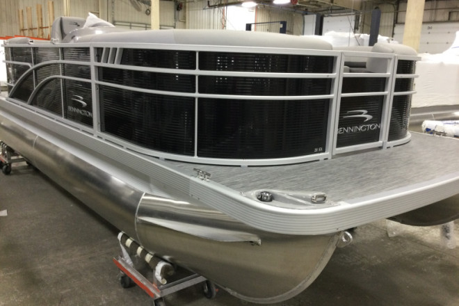 2021 Bennington 20 SSRX 2T - For Sale at Russells Point, OH 43348 - ID 206496