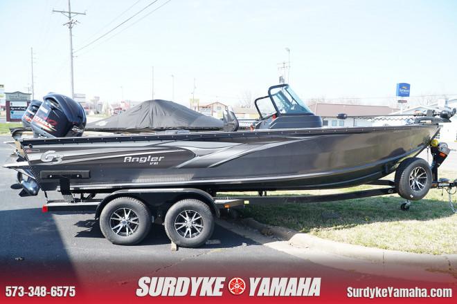 2021 G3 Boats Angler V21F