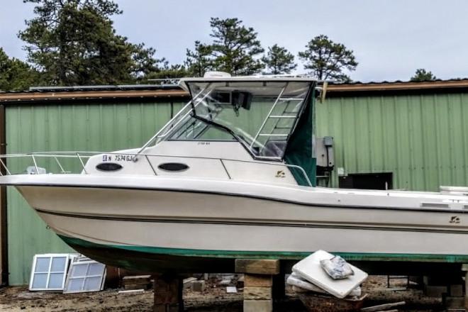 1999 Seamaster 2788 Sportfisher