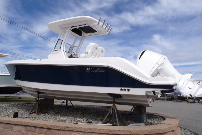 2021 Edgewater 230 CC - For Sale at Mashpee, MA 2649 - ID 209170