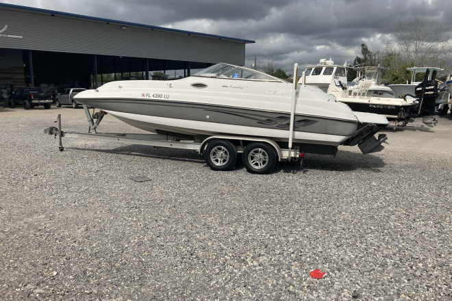 2001 Four Winns Funrider 234