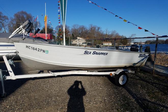 1993 Sylvan Sea Snapper 14