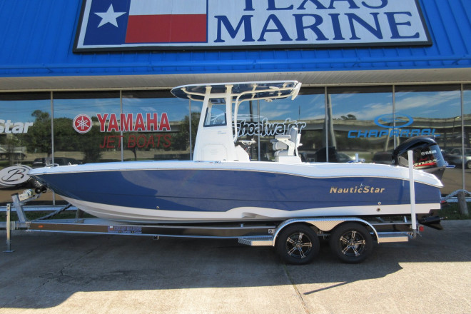 2021 Nautic Star 251 HYBRID DLX