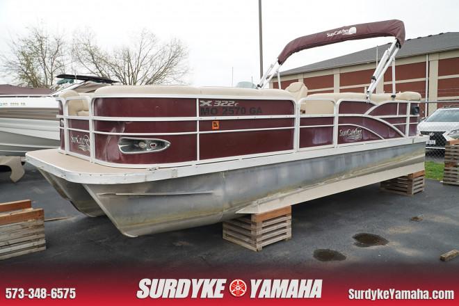2012 G3 Boats LX3 22 C