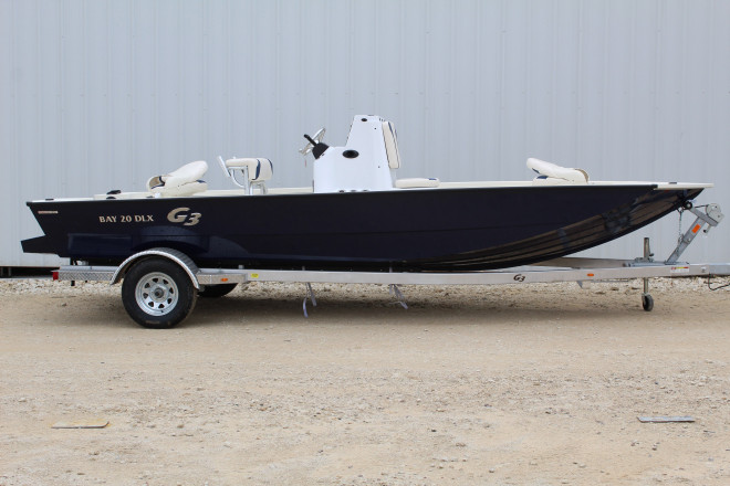 2021 G3 Boats Bay - For Sale at Kingston, OK 73439 - ID 198886