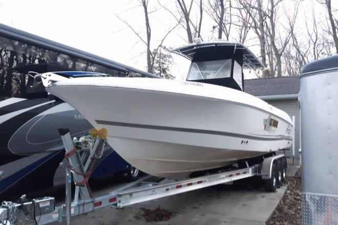 2006 Wellcraft Scarab 32 CCF