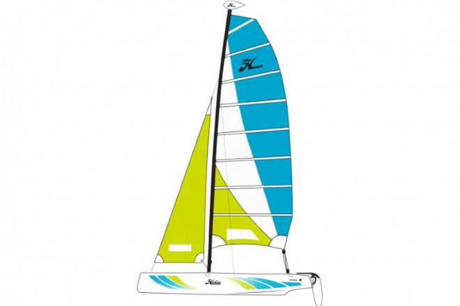 2021 Hobie Getaway - For Sale at Richland, MI 49083 - ID 211876