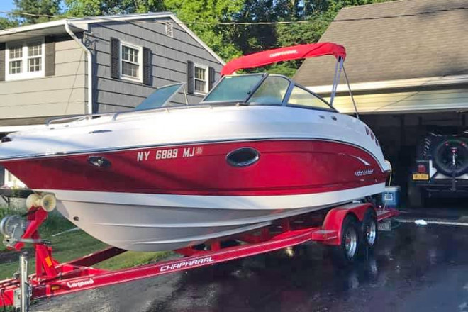 2012 Chaparral 225 ssi Wide Tech - For Sale at Baldwinsville, NY 13027 - ID 211880