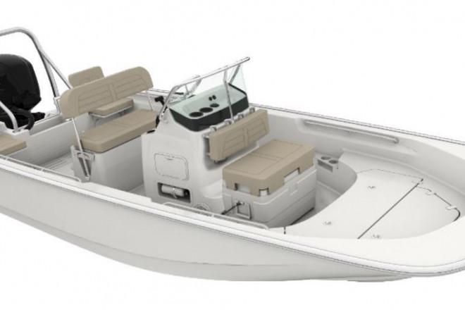 2022 Boston Whaler 170 MONTAUK - For Sale at Richland, MI 49083 - ID 209774