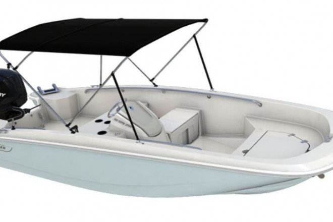 2022 Boston Whaler 160 SUPER SPORT