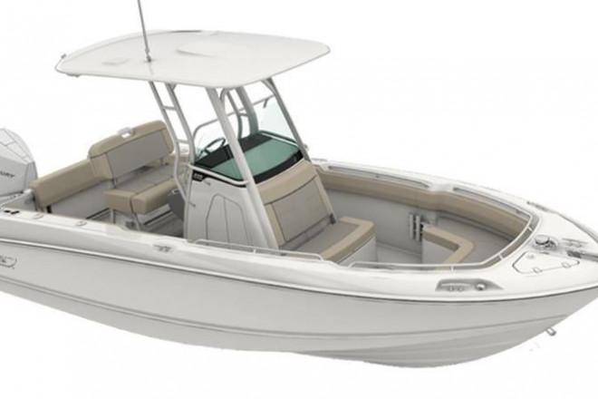 2022 Boston Whaler 230 OUTRAGE