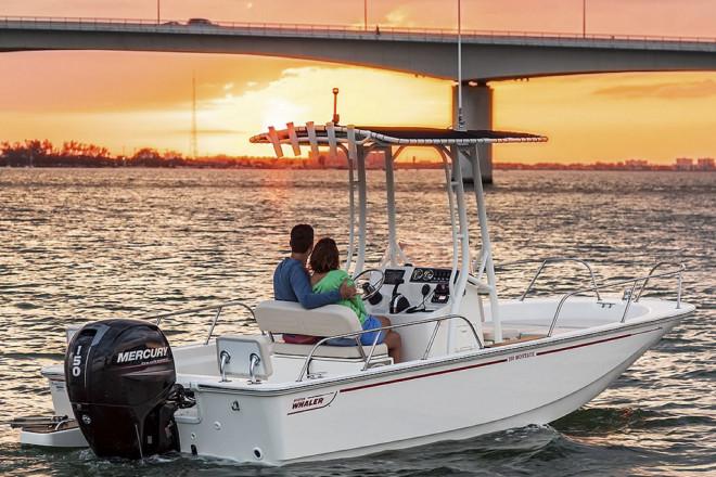 2022 Boston Whaler 190 MONTAUK