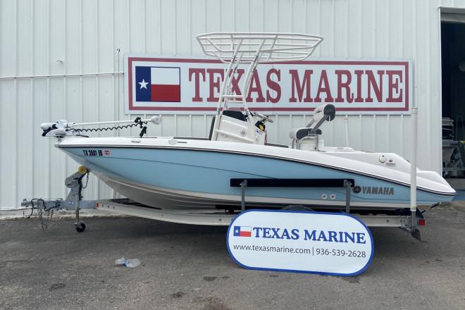 2018 Yamaha 190 FSH - For Sale at Conroe, TX 77301 - ID 212022