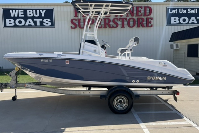 2018 Yamaha 190 FSH SPORT - For Sale at Conroe, TX 77301 - ID 212140