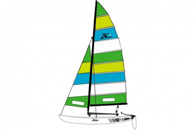 2021 Hobie Hobie 16 - For Sale at Richland, MI 49083 - ID 212237
